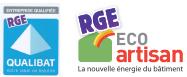 Qualibat RGE eco artisan